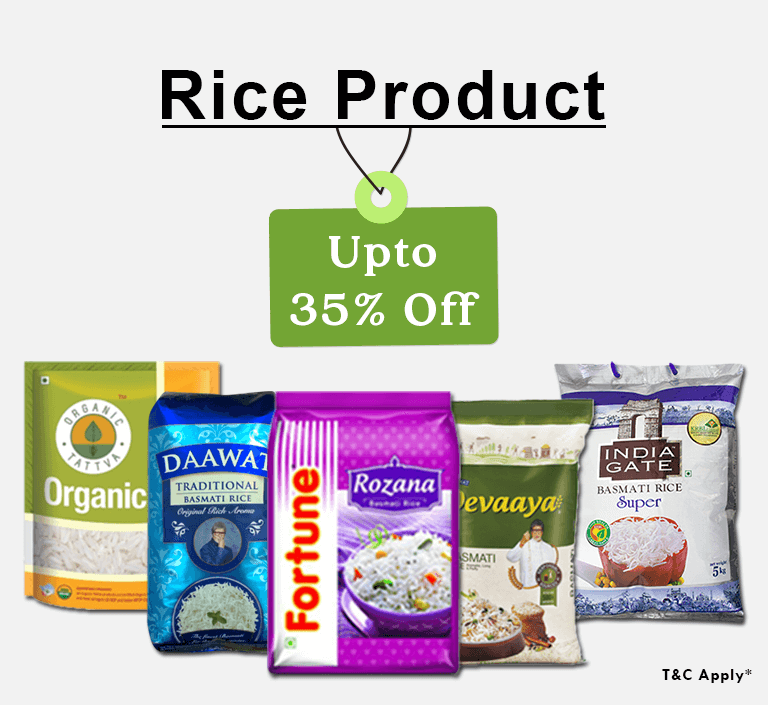 Online shopping for Rice Product