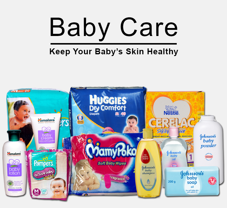 Shop Babycare products online
