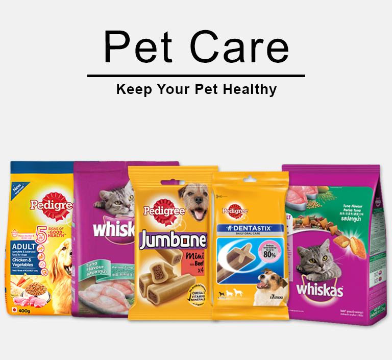 Shop pet care products online