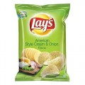 Lays American Style Cream And Onion Potato Chips