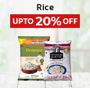 online grocery shopping for Rice