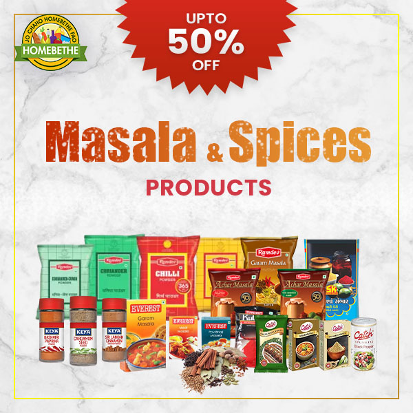 online grocery shopping for Spice Masala