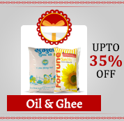 online grocery shopping for Oils & Ghee
