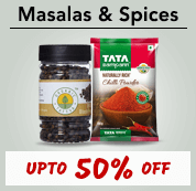 online grocery shopping for Masala & Spice