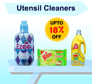 Utensil Cleaners