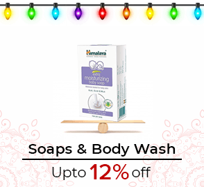 Baby Soap & Body Wash