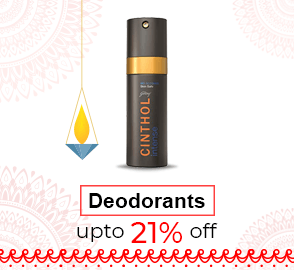 Deodrants & Body Sprays